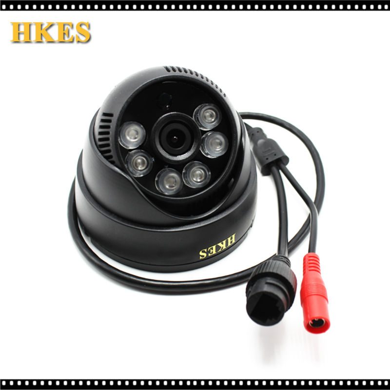 HKES HD IP Kamera 1080 P 2MP Mini Kam CCTV Video Gözetim Kamera Kapalı