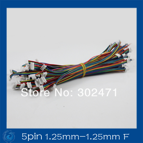 5-Pin fiş Teller Kablolar ile 150 MM 5 pinCable